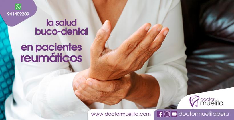 La Salud Buco-Dental en PACIENTES REUMÁTICOS