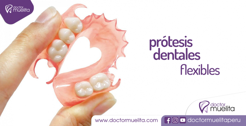 Prótesis Dentales Flexibles