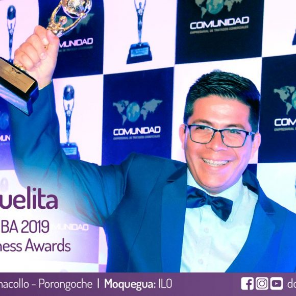 Doctor Muelita recibe el Premio IBA International Business Awards 2019