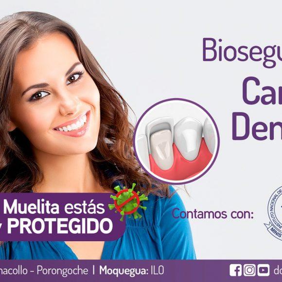 Bioseguridad en Carillas Dentales en Doctor Muelita